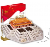 Puzzle 3D Hall of Supreme Harmony  - 100 ks