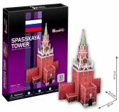 Puzzle 3D Spasskaya Tower – 33 ks