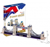 Puzzle 3D Tower Bridge - 120 ks