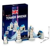 Puzzle 3D Tower Bridge - 41 ks