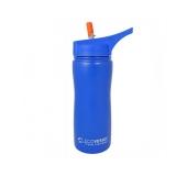 Termo fľaša so sosákom 500 ml modrá. Eco Vessel 438285750e9