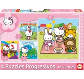 Puzzle - Hello Kitty 73 ks