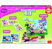 Superpack 4v1 - Minie  Mouse