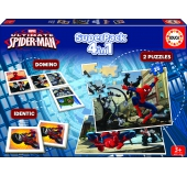 Superpack 4v1- Ultimate Spiderman