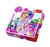 Puzzle 3v1 - My Little Pony 20,36,50ks