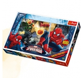 Puzzle Spiderman 100ks